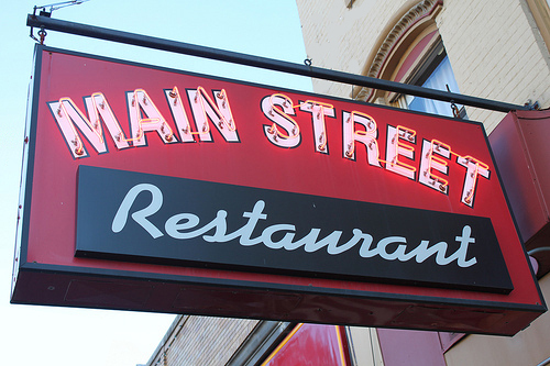 Main Street Restaurant Serving The Best Family Meals Since 1999